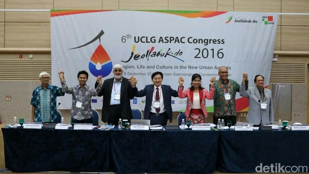 Bupati Emil Dardak Terpilih jadi Wakil Presiden Asosiasi Pemda se Asia Pasifik