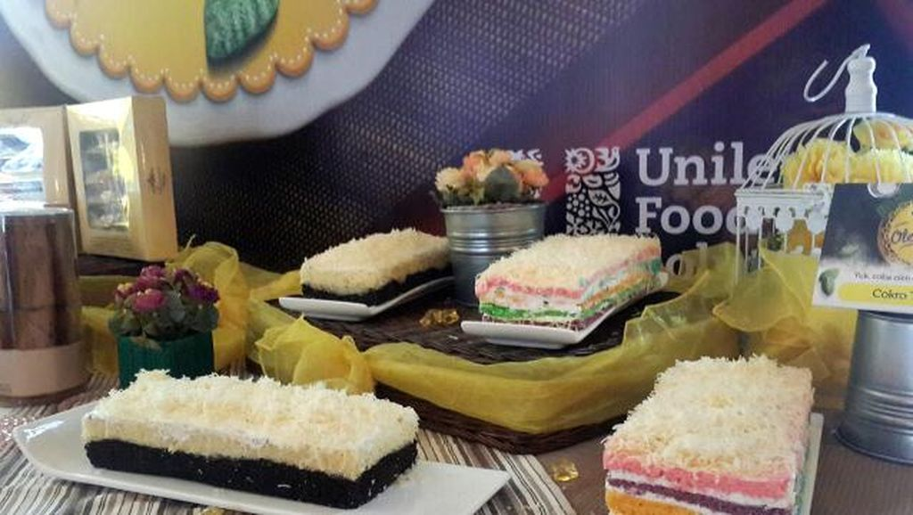 Kompetisi Blue Band Master Oleh-oleh, Terbuka untuk Usaha Bakery dan Pastry Seluruh Indonesia