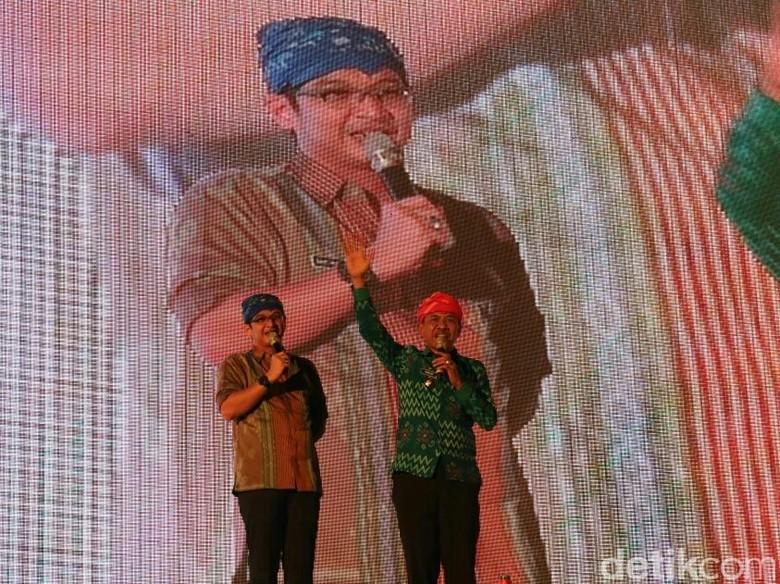 Pasha Ungu Tampil Khusus di Festival F8 Makassar