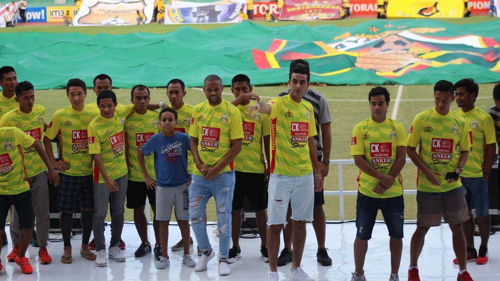 Bhayangkara Surabaya United Resmi Berganti Nama