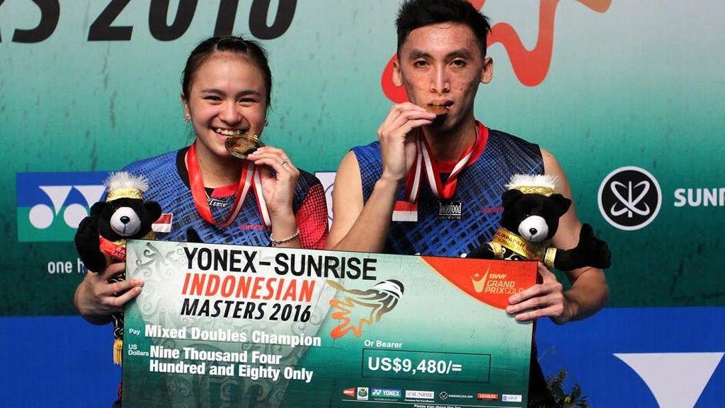 Kedua Finalis Indonesia Raih Gelar Juara