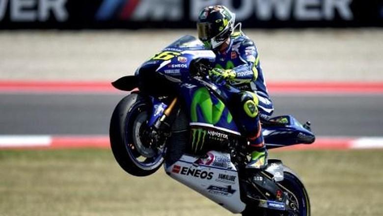 Rossi Sempat Khawatir Tak Dapat Posisi Start Depan