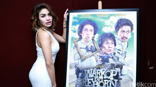 Indro Bicara Soal Syuting Warkop DKI Reborn: Jangkrik Boss Part 2