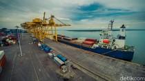 Penumpang di Pelabuhan Belawan Menurun Dibanding Tahun Lalu