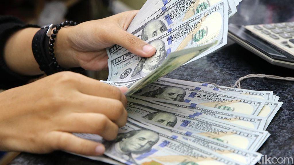 Dolar AS Pagi Ini Menguat ke Rp 13.315