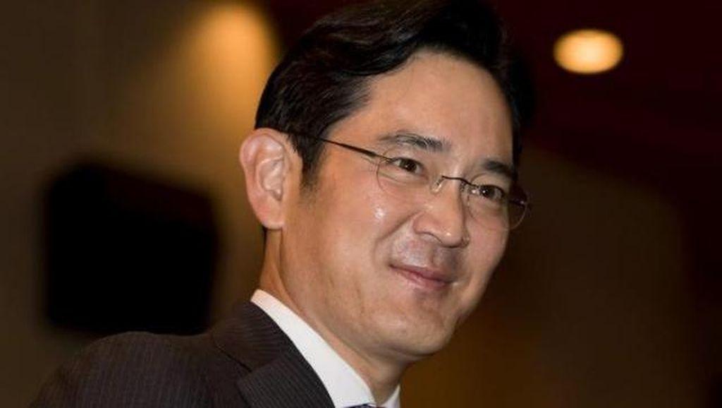 Dituntut 12 Tahun Penjara, Bos Samsung: Saya Tak Bersalah