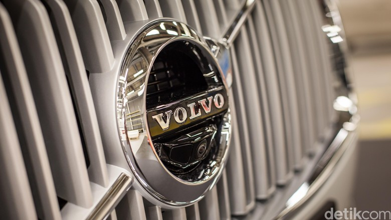 Garansindo Boyong Volvo di IIMS?
