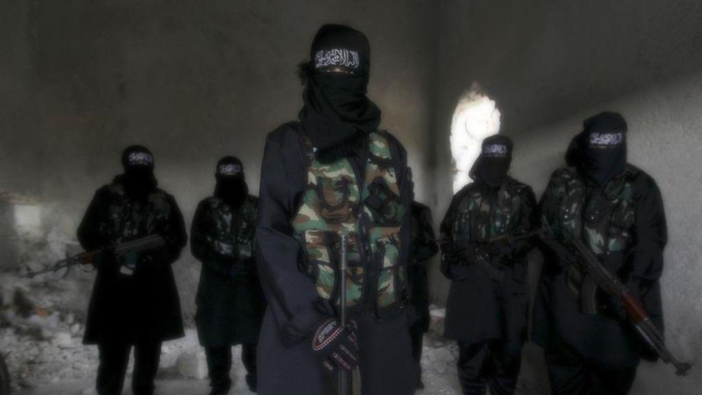 Prajurit Perempuan Asing Anti-ISIS