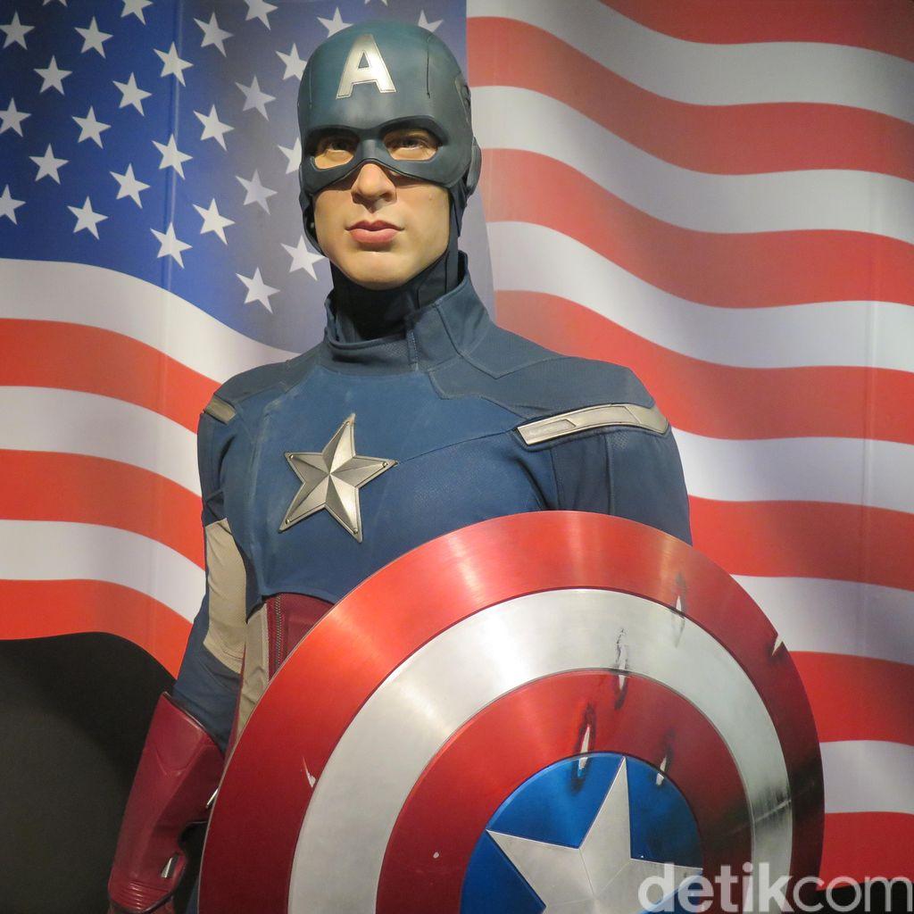 Steve Roger Kehilangan Identitasnya Sebagai Captain America?