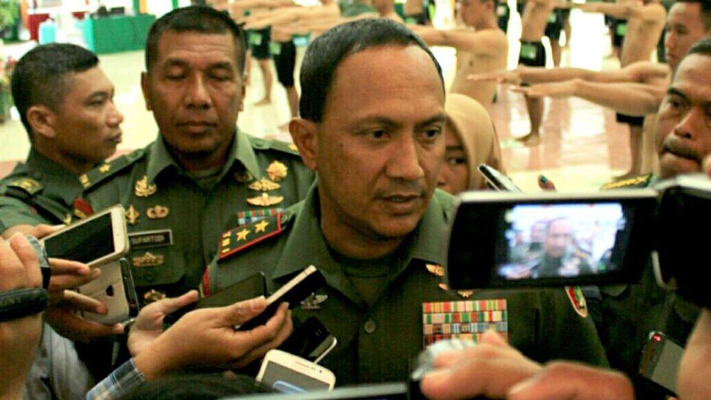 11 Anggota Kodam Wirabuana Dihukum karena Terlibat Suap Penerimaan Tentara