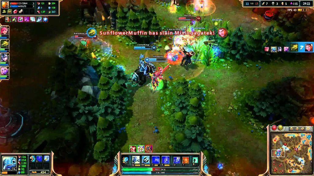Pencarian Bibit Gamer League of Legends Berhadiah Ratusan Juta