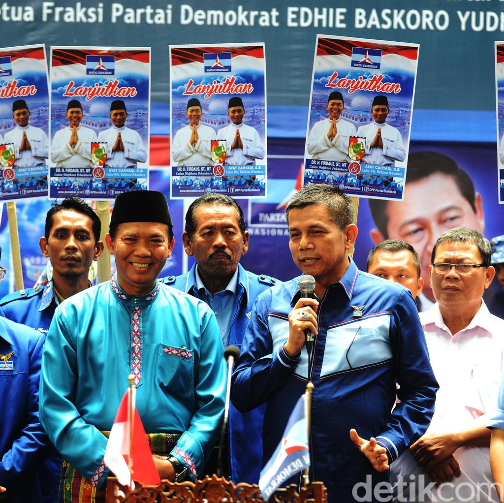 Pleno KPU: Duet Firdaus-Cahyadi Menangkan Pilwalkot Pekanbaru