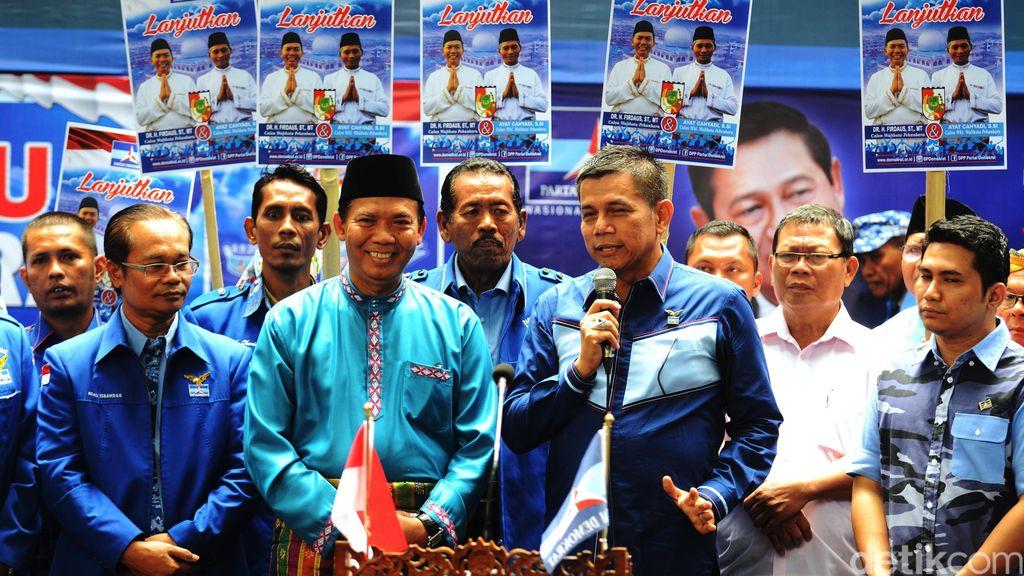 Pleno KPU: Duet Firdaus-Cahyadi Menangi Pilwalkot Pekanbaru
