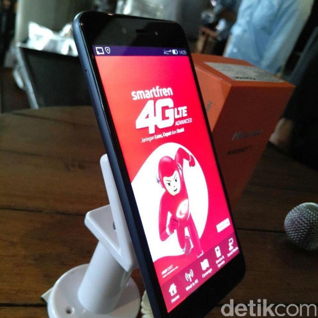 Tanggapan Smartfren Telecom untuk Keluhan Bapak Hendy