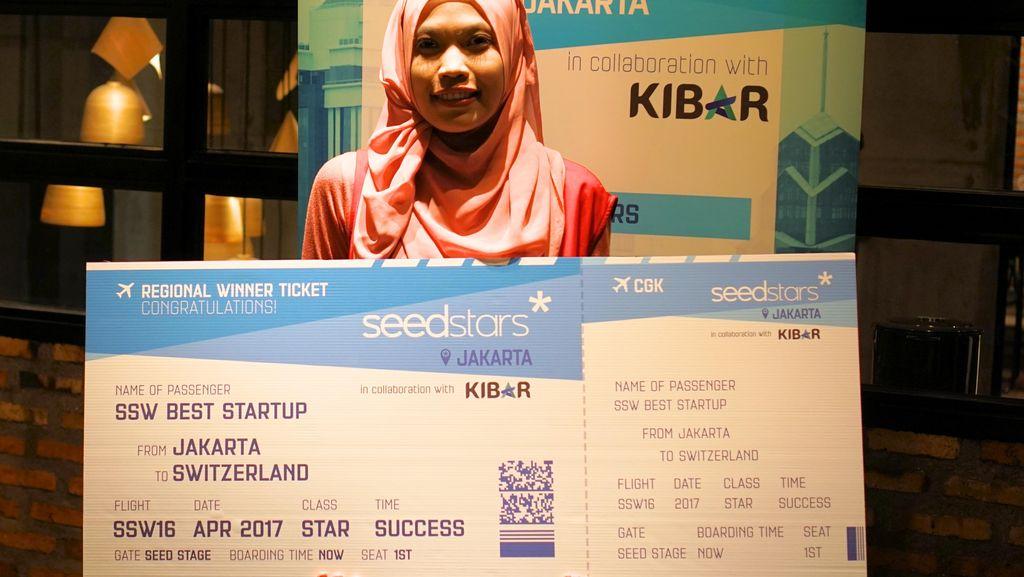 Startup Penjahit Indonesia Berburu USD 1 Juta ke Swiss