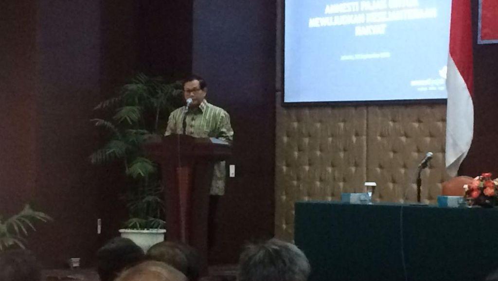 Pramono Anung: Tax Amnesty Program yang Baik