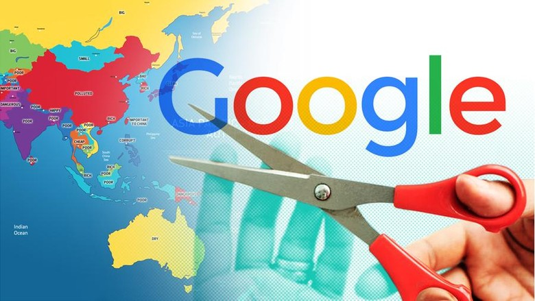 DJP Belajar dari Inggris, Terapkan Pajak untuk Google Cs
