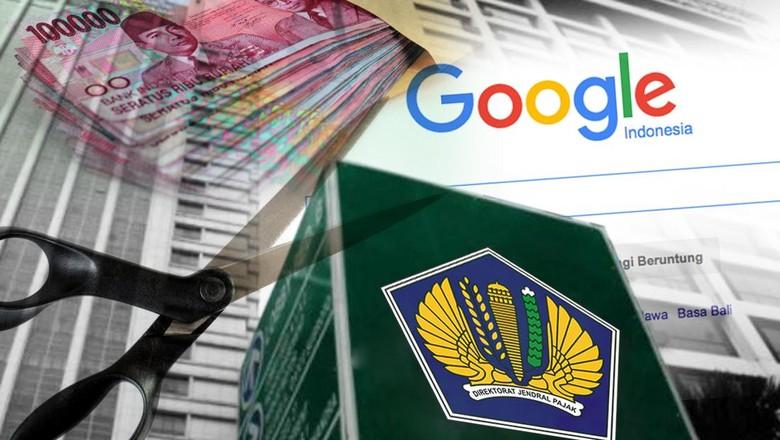 Update Soal Pajak Google dari Sri Mulyani