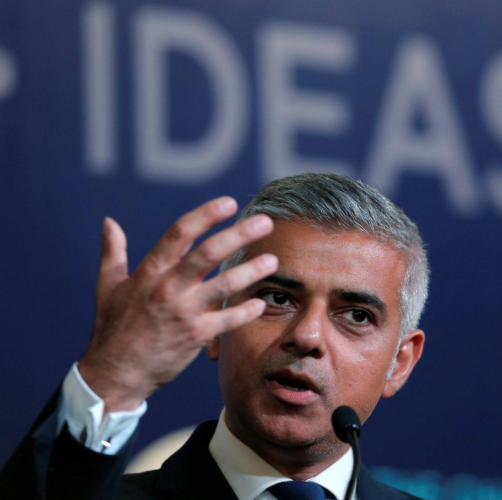 Wali Kota London: Kita Tak Pernah Gentar oleh Aksi Terorisme!