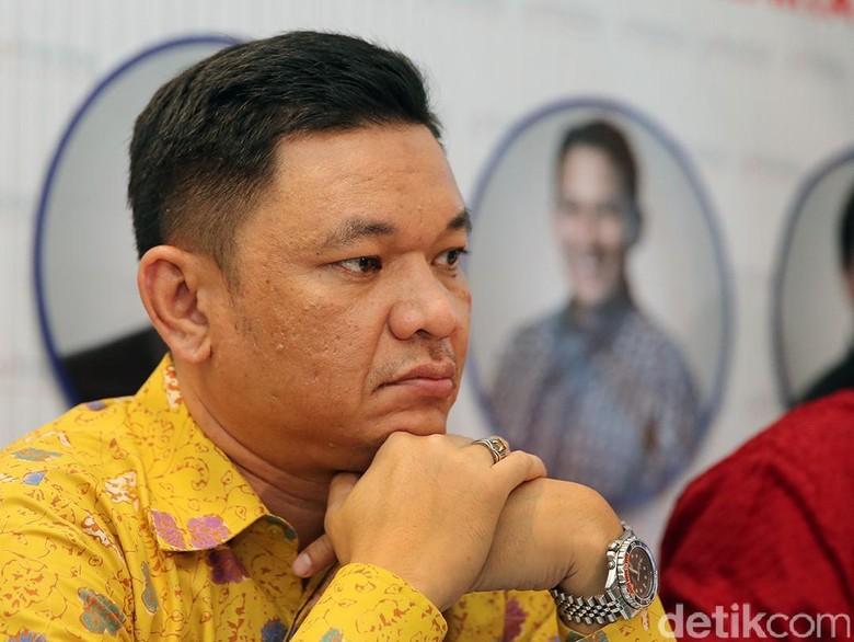 Pengurus Golkar Kumpul di Rumah Novanto Usai Penetapan Tersangka