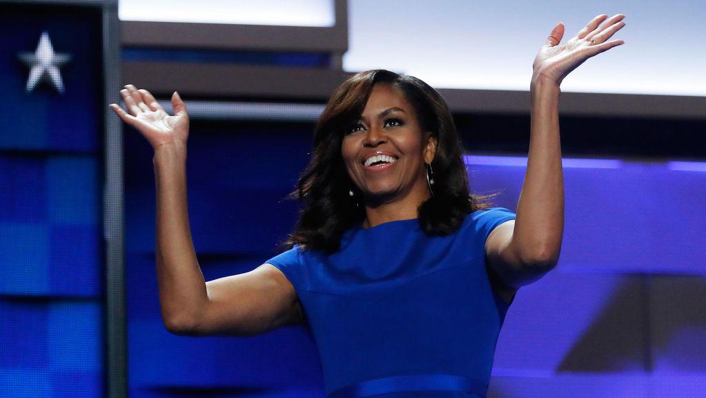 Lets Move dan Drink Up, Kampanye Sehat Michelle Obama Selama Jadi First Lady