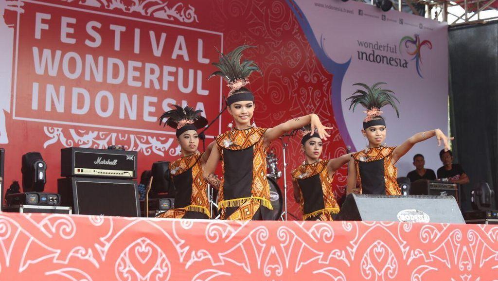 Festival Wonderful Indonesia Akan Kembali Hadir di Perbatasan Aruk