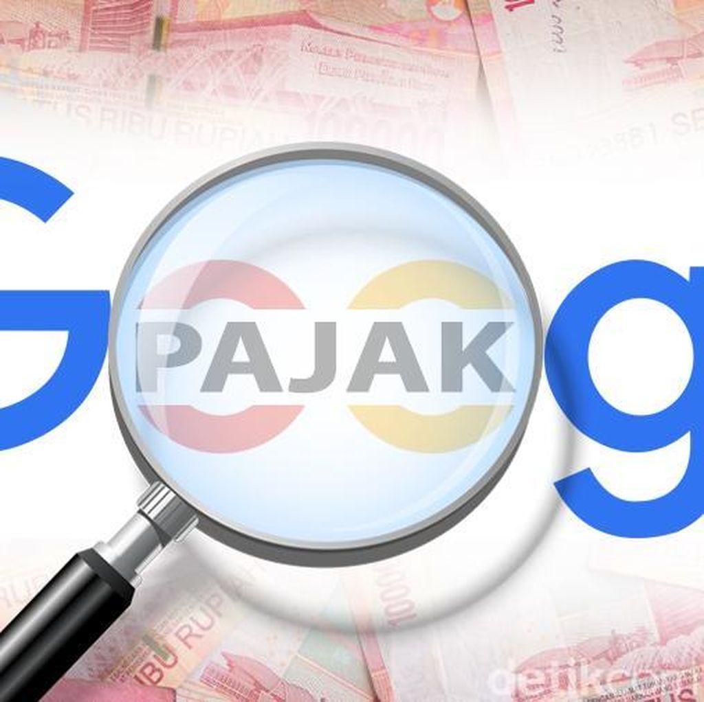 Apa Kabar Pajak Google?