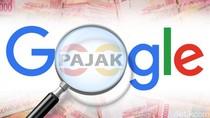 Google Akhirnya Bayar Pajak, Berapa?