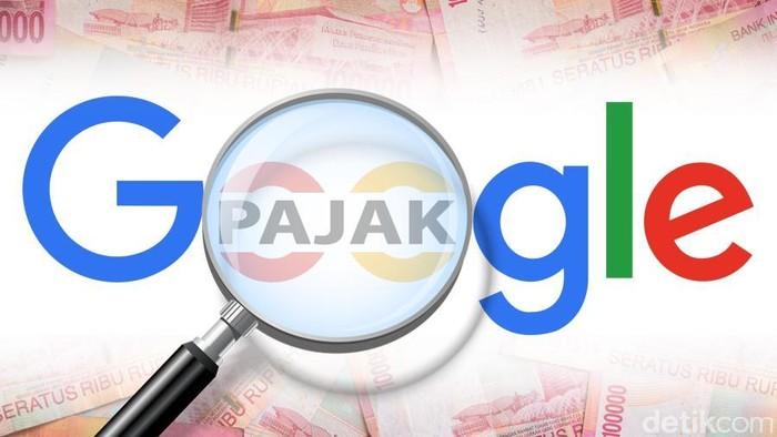Google Urus Pajak Senin Ini