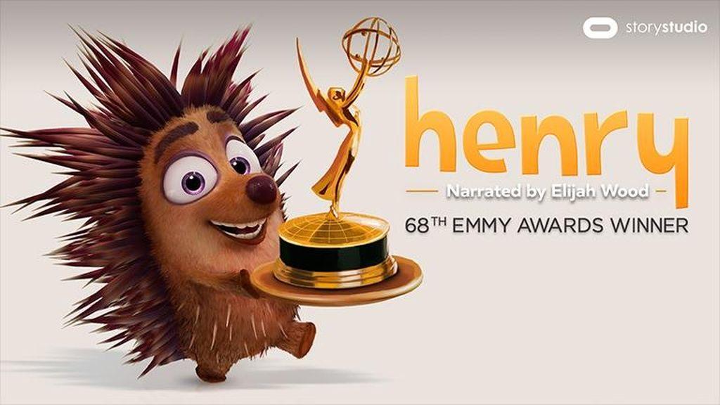 Oculus Rebut Emmy Awards, Zuck Sumringah