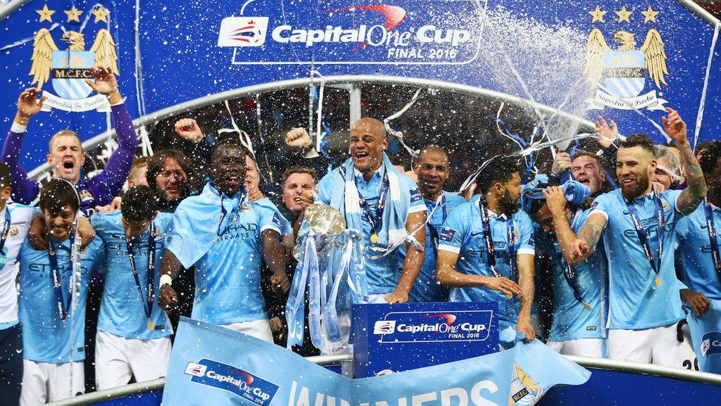 Piala Liga Inggris: Dari Capital One ke EFL Cup