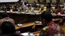 DPR Setujui Anggaran 4 Kementerian dan BKPM