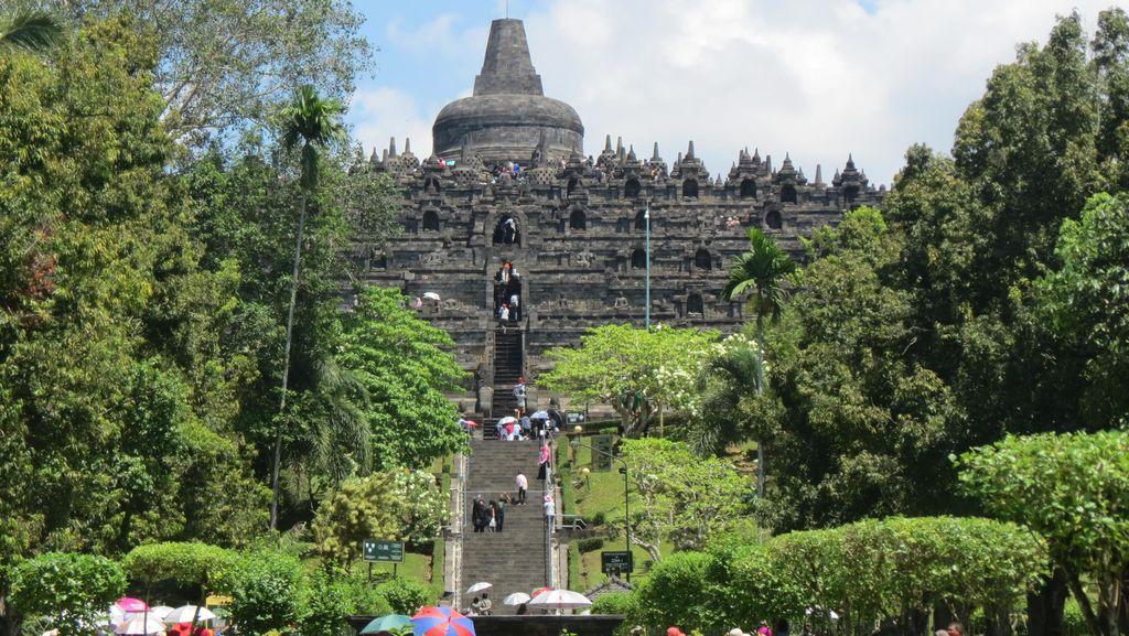 Sepanjang 2017, Ini 25 Acara Seru Candi Borobudur