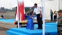 Menko Luhut Resmi Lepas Satgas Sail Selat Karimata 2016 di Tanjung Priok