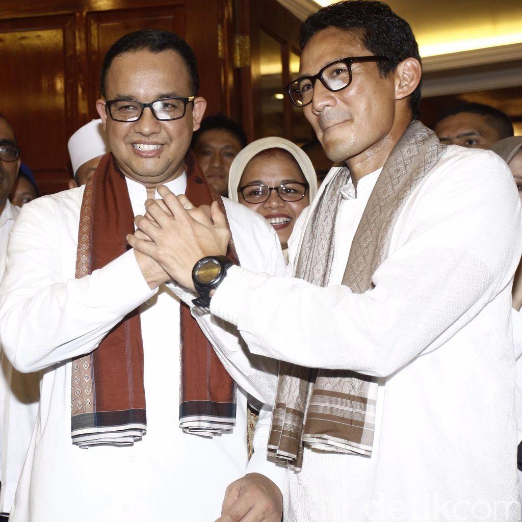 Selain Jakbar, PKB Jakarta Utara Dukung Anies-Sandi di Putaran Kedua