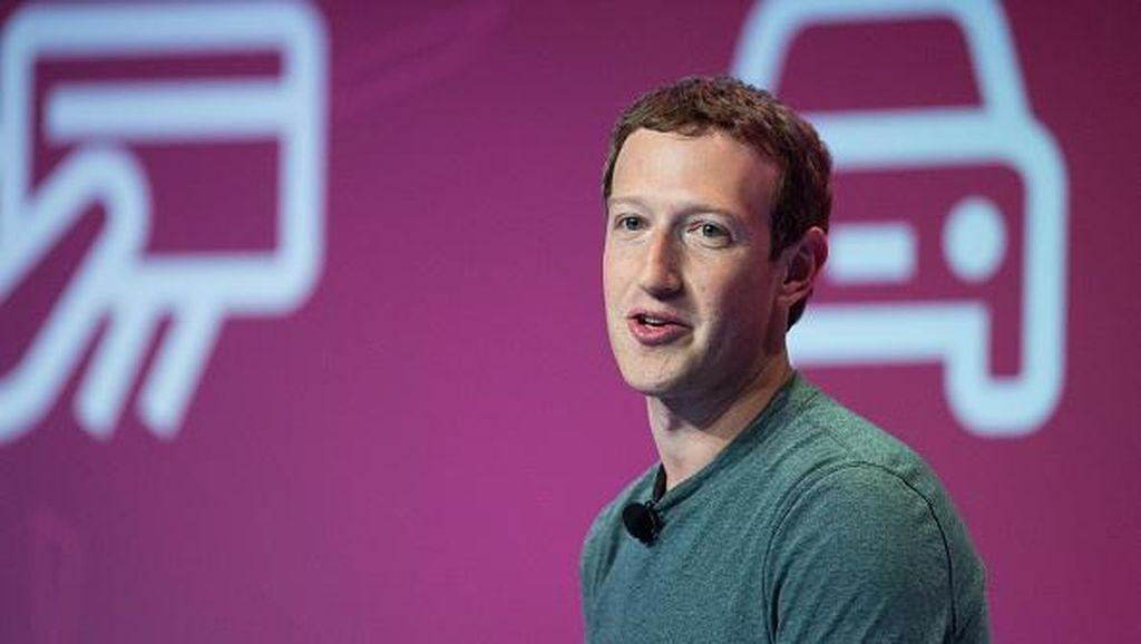 20 Konglomerat Indonesia Belum Bisa Saingi Bos Facebook