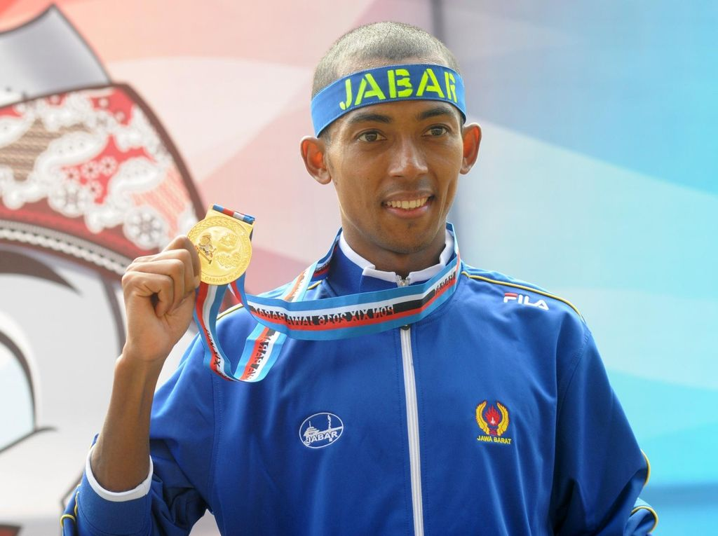 Turun di Nomor Marathon, Agus Prayogo Targetkan Emas di SEA Games 2017