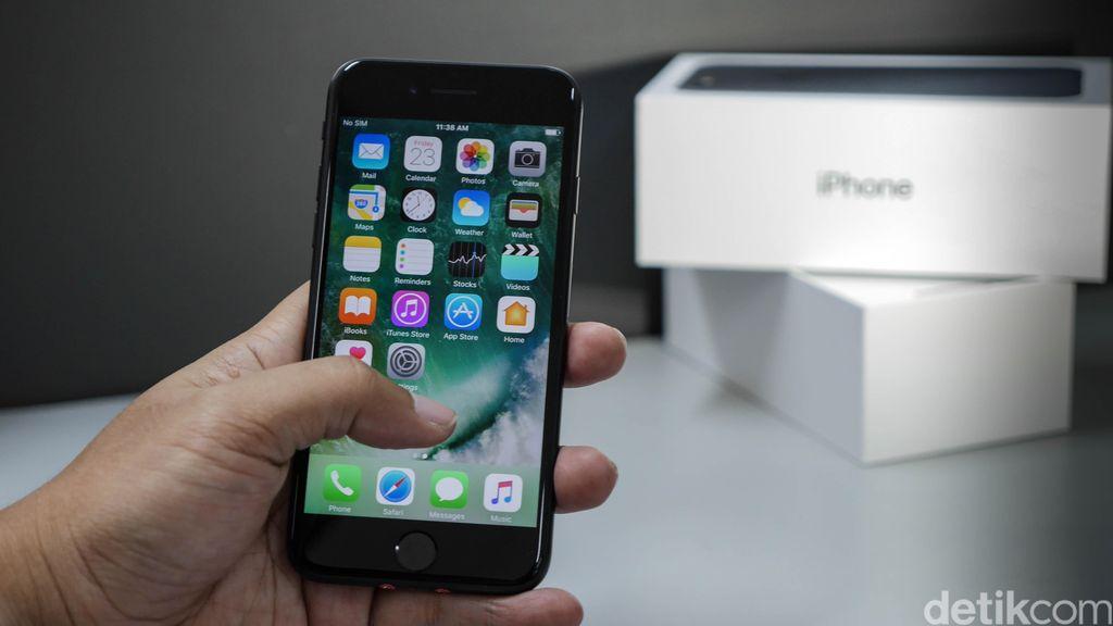 Ayo Instal iOS 10.3.3, Bila Tak Mau iPhone Dibobol Hacker