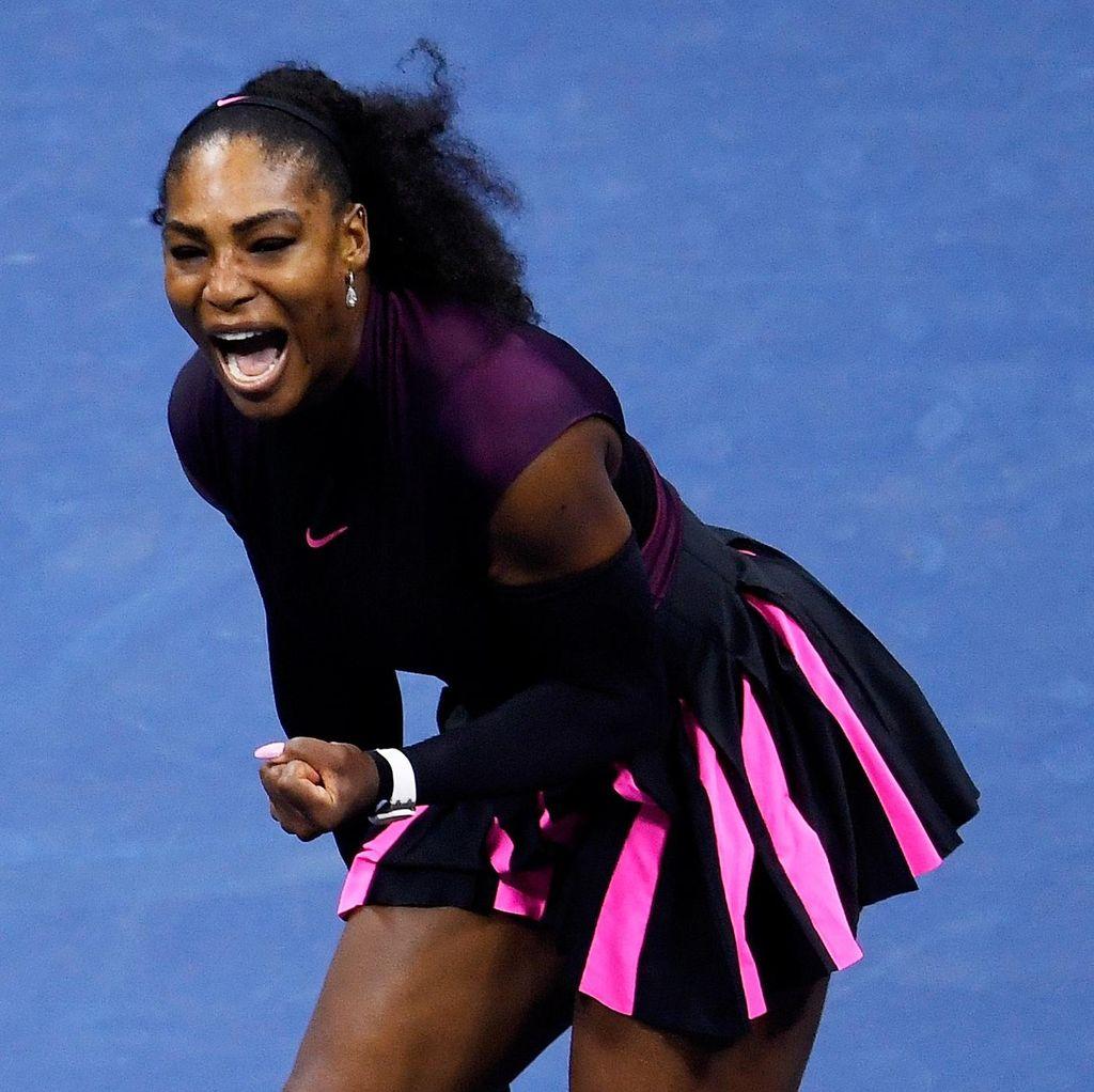Balasan Serena Setelah Disebut Hanya Peringkat 700 di Tenis Putra