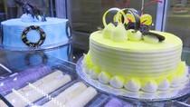 Cantiknya Color Art Icing Aneka Warna dan Rasa yang Tidak Lumer di Cake