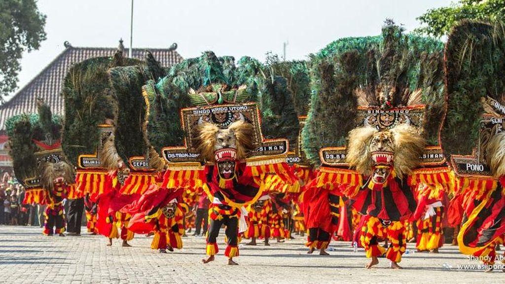 Grebeg Suro, Festival Budaya Warga Ponorogo