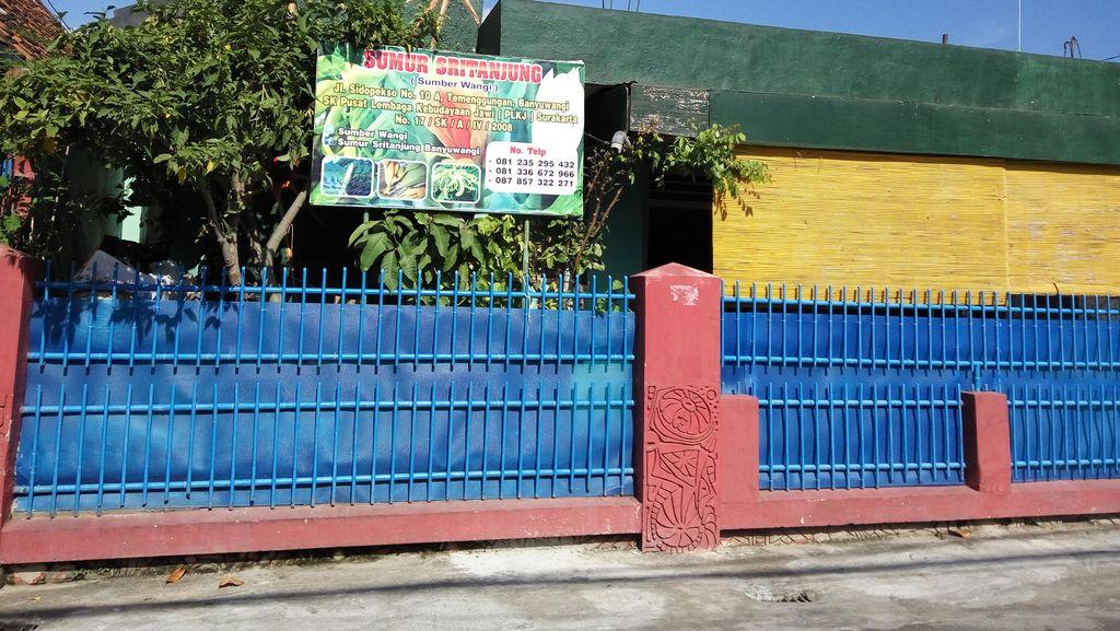 Sumur Sakti & Konon Berkhasiat, Ada di Kampung Wisata Banyuwangi Ini