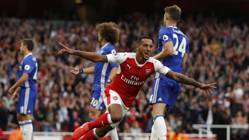 Wenger Ingin Lihat Karakter Arsenal yang Sesungguhnya di Stamford Bridge