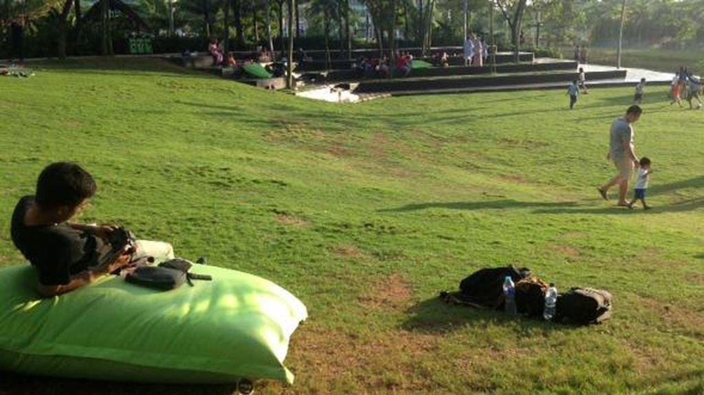 Leyeh-leyeh di Tangerang, ke Sini Saja!