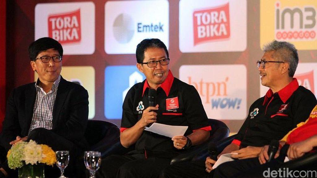 Joko Driyono tentang Kompetisi Reguler dan Nonreguler