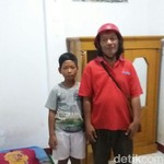Dibantu Relawan Jokowi, Amat dan Ayahnya Pindah dari Bajaj ke Kontrakan