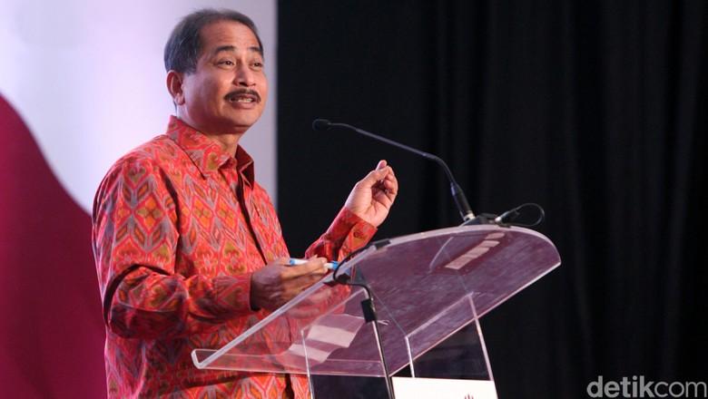 Menpar Arief Yahya (Agung Pambudhy/detikTravel)