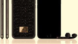 Bertakhtakan Berlian, iPhone 7 Dibanderol Rp 6 Miliar