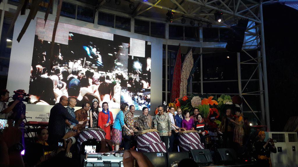 Asyik! Festival Kuliner & Belanja Digelar Serentak di 12 Provinsi Indonesia