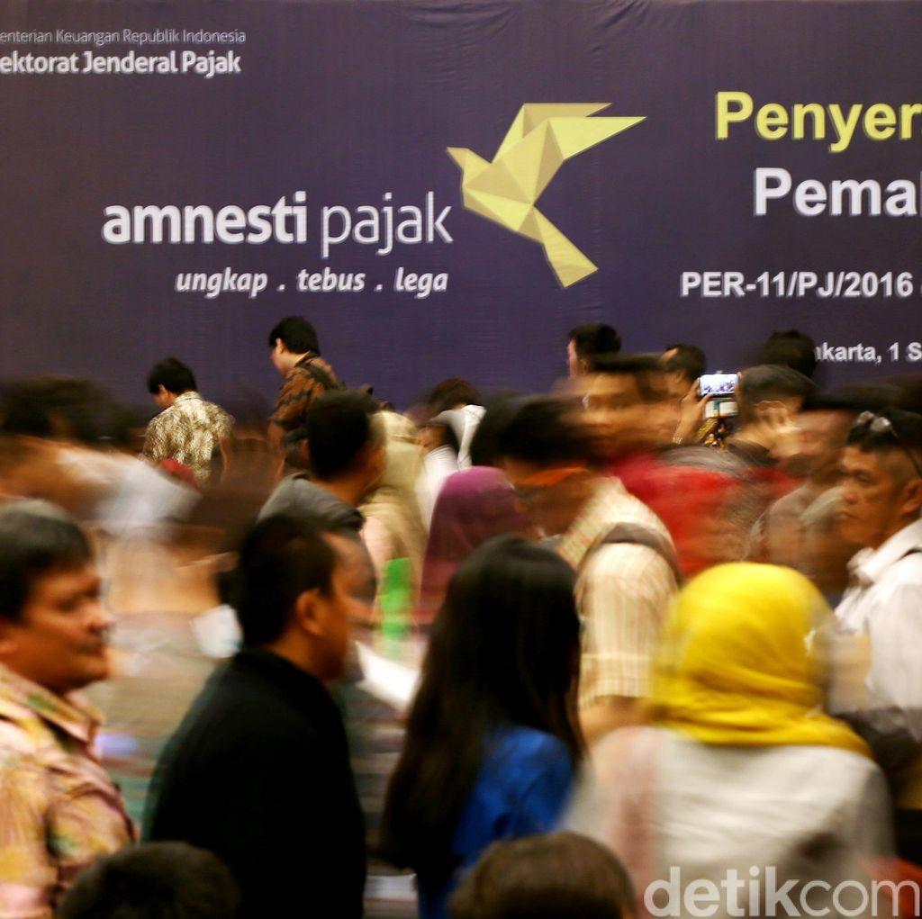Hasil Tax Amnesty Paling Banyak Berasal dari Negara Ini